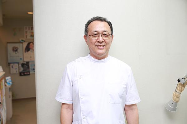 高杉 嘉弘先生(日本歯科麻酔学会認定専門医)